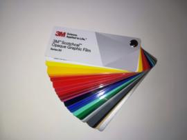 Kleurenwaaier 3M - 50 Serie