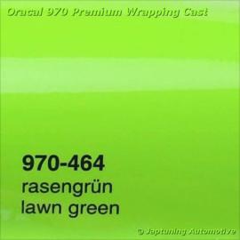 Wrap Folie Oracal Premium 970-464 - Gazon Groen