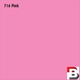 Snijfolie Plotterfolie Avery Dennison PF 716 Pink