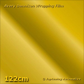 Avery Supreme Wrapping Film Chrome Gold