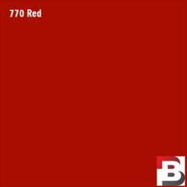 Snijfolie Plotterfolie Avery Dennison PF 770 Red