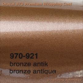 Wrap Folie Oracal Premium 970RA-921 Bronze Antique