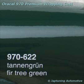 Wrap Folie Oracal Premium 970-622 - Dennenboom Groen