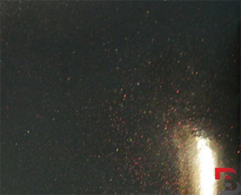 Wrap folie 3M 2080 GP282 Gloss Ember Black