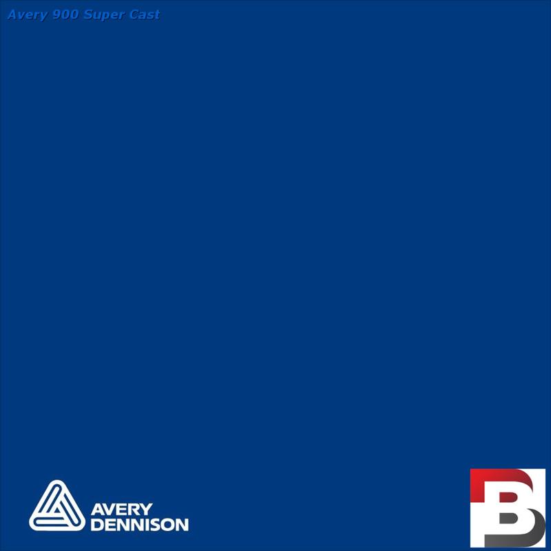 Snijfolie Plotterfolie Avery Dennison SC 939 Royal Blue