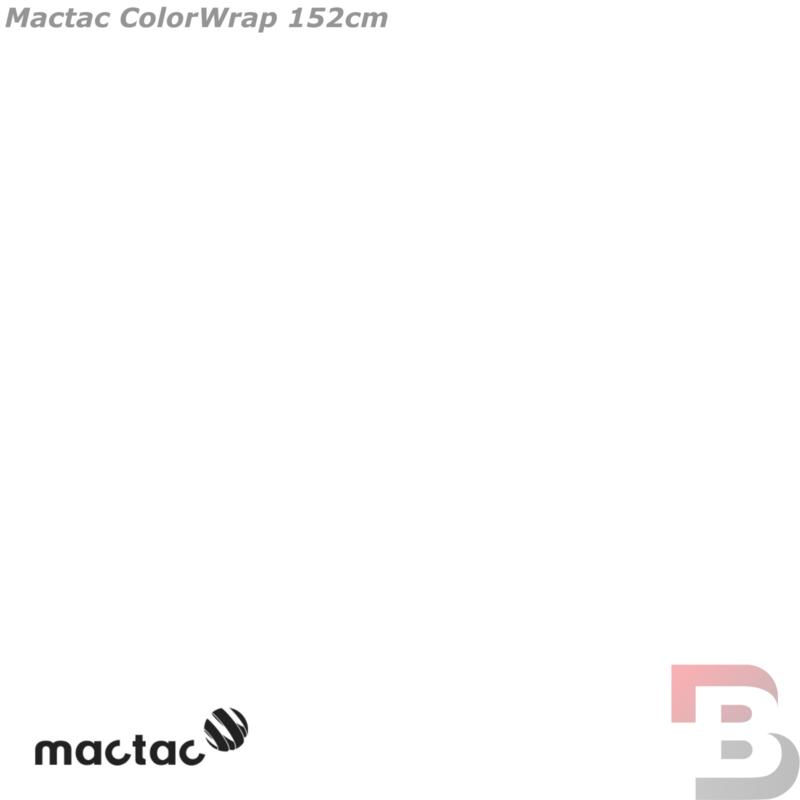 Mactac ColorWrap M01 Matt White