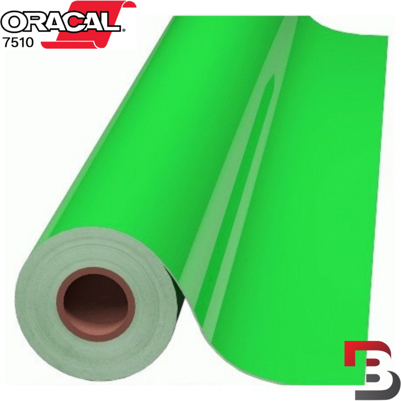 Oracal 7510 Fluorescend Premium Cast 069 Green
