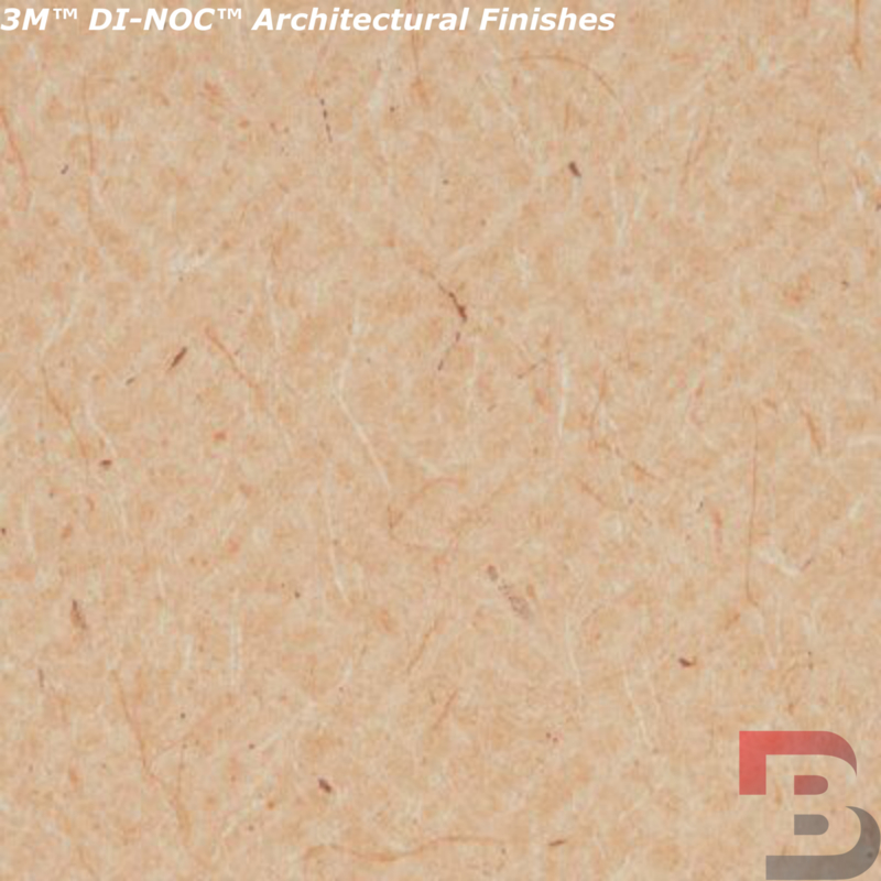 Wrapfolie 3M™ DI-NOC™ Architectural Finishes Metal Leaf / Textile FE-1732