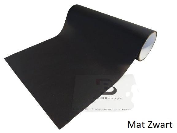 Tint wrap folie MAT Zwart