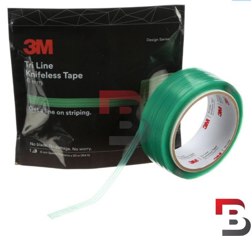 3M knifeless tape Tri Line 50m