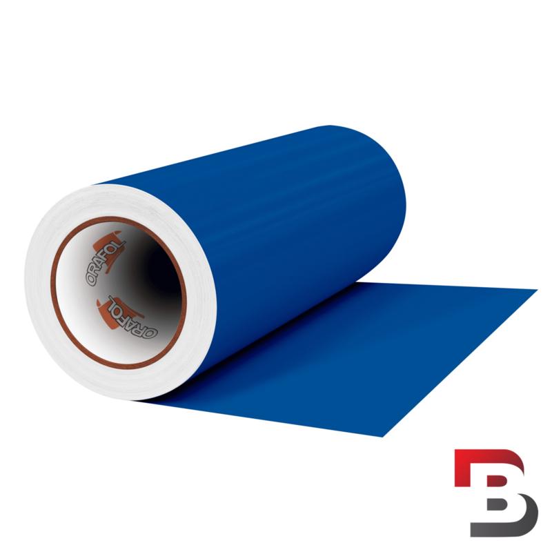 Oracal 631 Vinyl 631-057 Traffic Blue