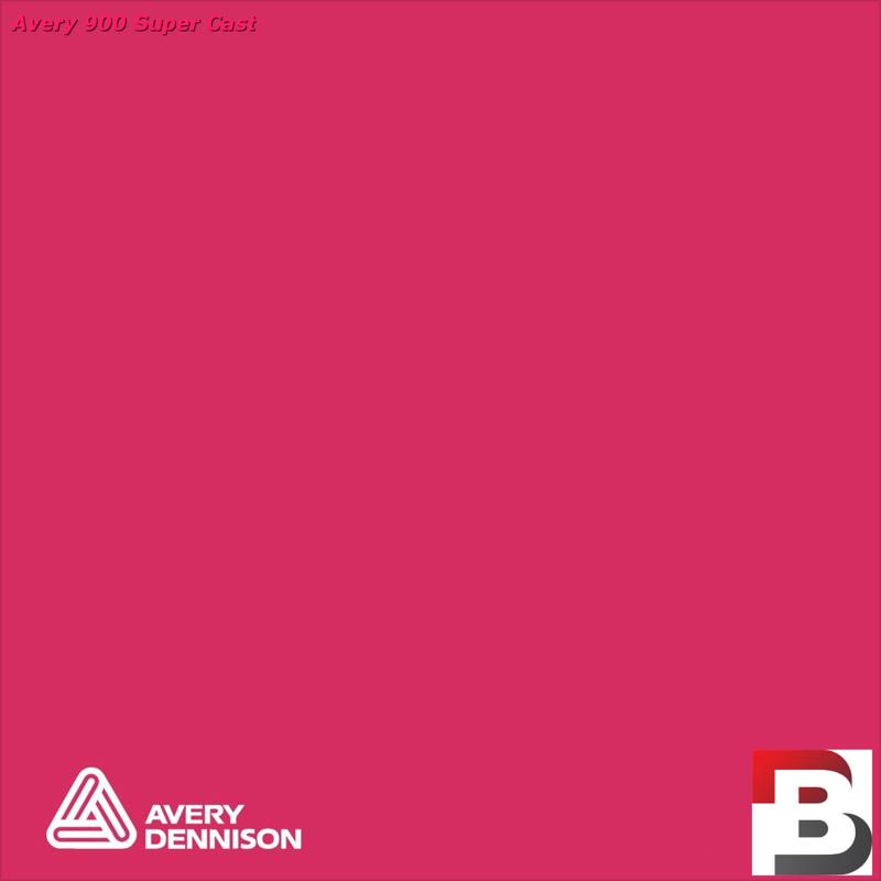 Snijfolie Plotterfolie Avery Dennison SC 986 Pink