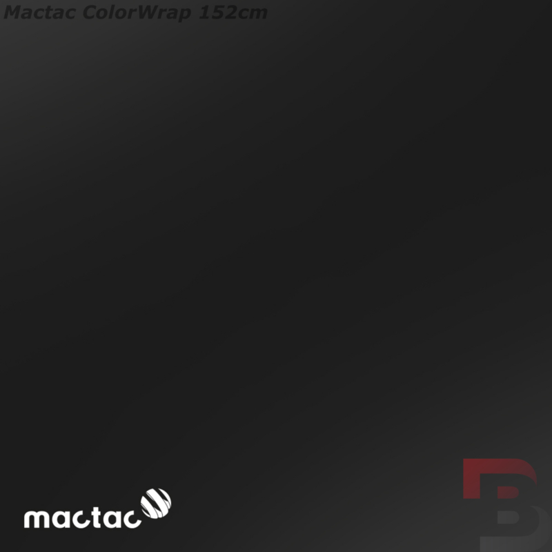 Mactac ColorWrap G81 Gloss Black