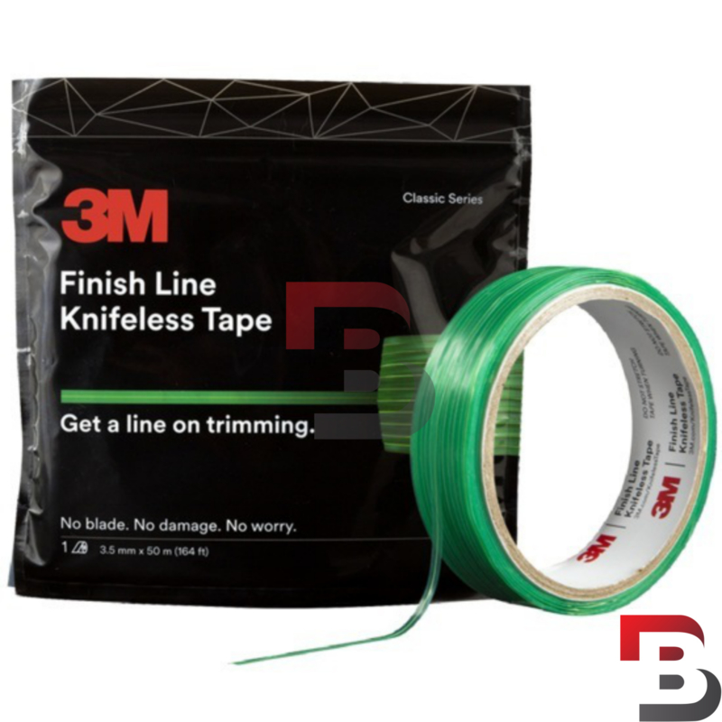 3M knifeless tape Finish Line 50m