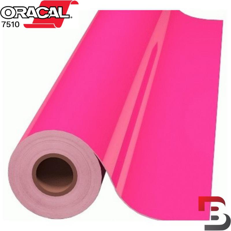 Oracal 7510 Fluorescend Premium Cast 046 Pink