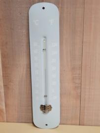 Thermometer blauwtinten van Esschert Design licht blauw