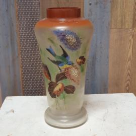 Antieke opaline vaas