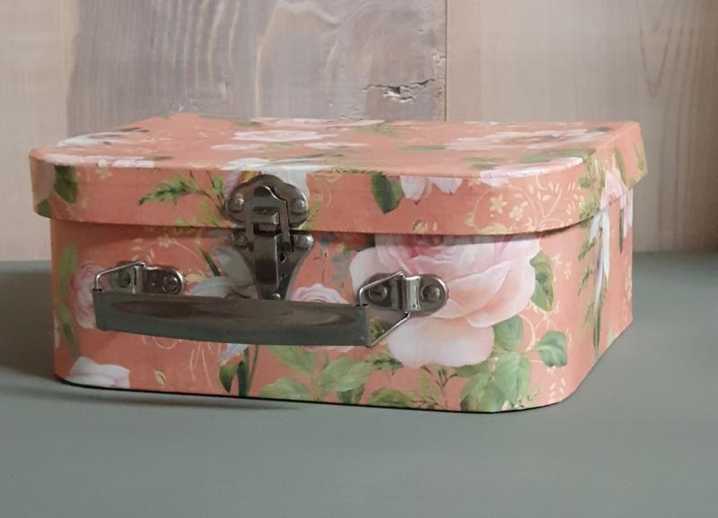 Romantische koffer