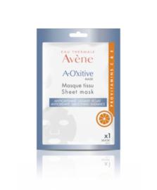 Avène A-Oxitive SOS Antioxiderend Sheet masker