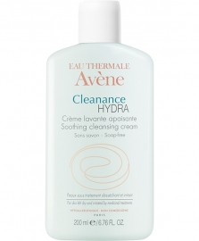 Avène Cleanance HYDRA Soothing Cleansing Cream
