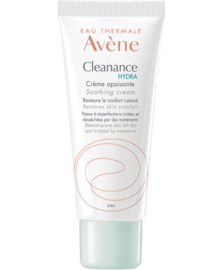 Avène Cleanance HYDRA Verzachtende crème