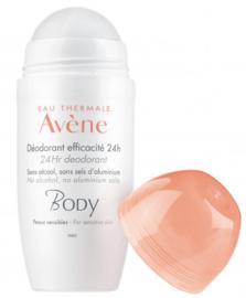 Avène 24U BODY Deodorant