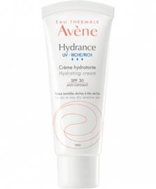 Avène Hydrance Riche Crème UV - met SPF30