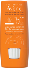 Avène SPF 50+ Sunblock stick parfumvrij