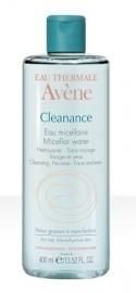 Avène Cleanance Micellar Water - reinigt gezicht en ogen