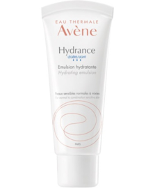 Avène Hydrance Emulsion (Light) - dag/nacht