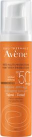 Avène SPF 50 Anti-Aging suncare getint