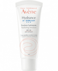 Avène Hydrance Light Emulsie UV- met SPF 30