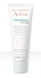 Proefverpakking Avène Cleanance HYDRA soothing cream
