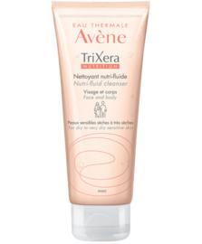 Proefverpakking Avène TriXera Nutrition reinigingsgel