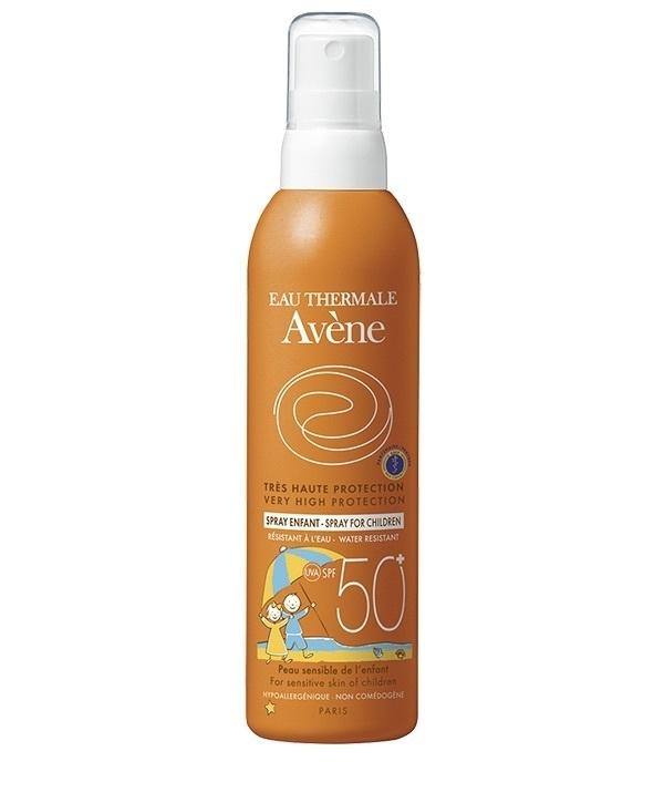 Avène SPF 50 spray kinderen