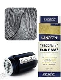 Nanogen Fibres grijs 15 gr.