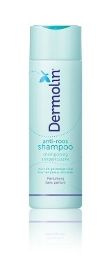 Dermolin anti-roos shampoo bij gevoelige (hoofd)huid