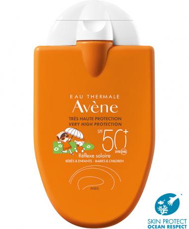 Avène SPF 50 Reflexe Solaire emulsie voor kinderen