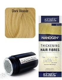 Nanogen Fibres donkerblond 30 gr.