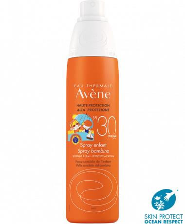 Avene SPF 30 - spray voor kinderen