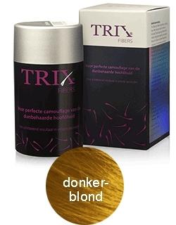 Trix Fibers donkerblond 18 gr