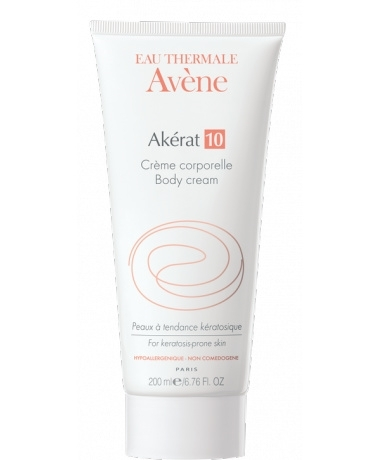 Avène Akérat 10 - Body Cream 10% ureum