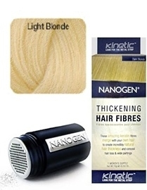 Nanogen Fibres lichtblond 15 gr.