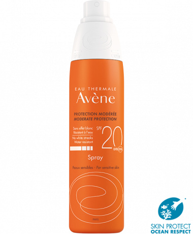 Avène SPF 20 - spray