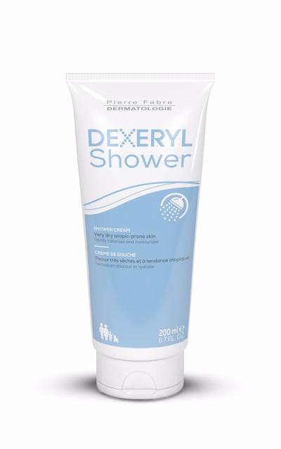 Dexeryl Shower Wascreme 200 ml