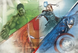 Avengers Graphic Art 8-456