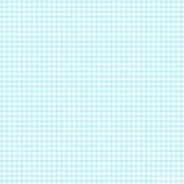 Ruitjesbehang blauw wit 104