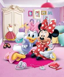 Minnie Mouse en Katrien Duck 43077