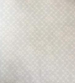 Onszelf Fantasiebehang  lichtvergrijsd blauw wit OZ 3259