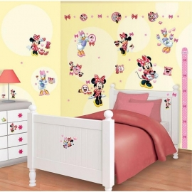Walltastic Minnie Mouse